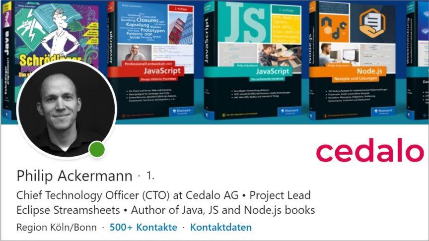 Philipp Ackermann's bio on LinkedIn