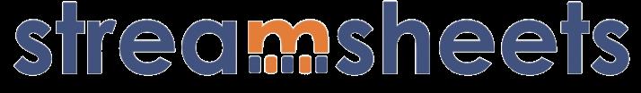 Streamsheets logo for cedalo real-time platform
