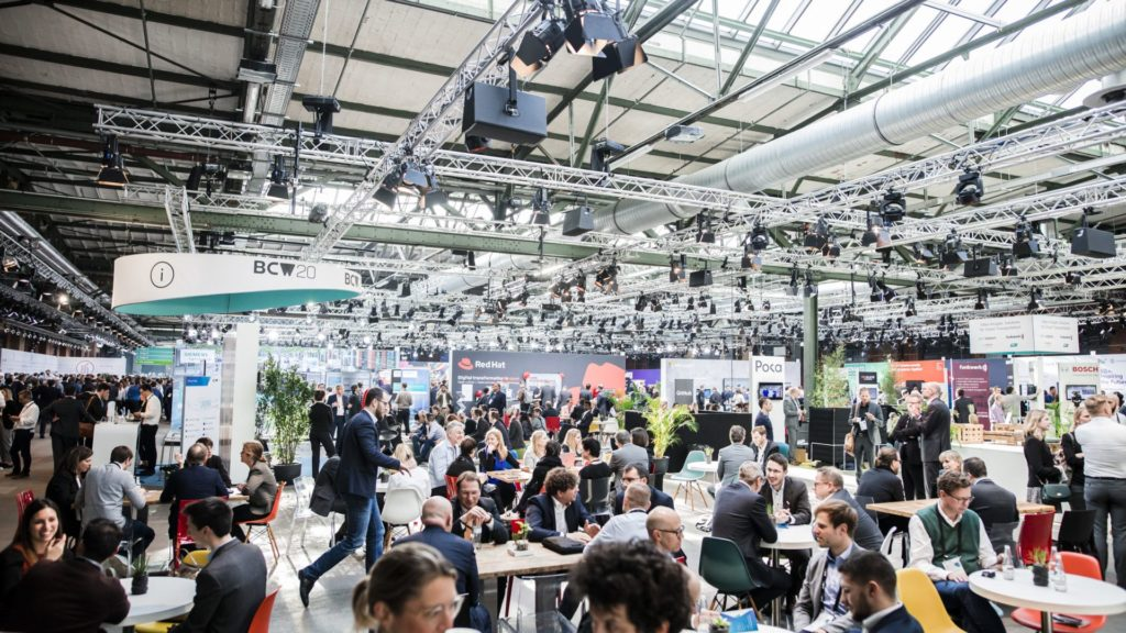 Bosch connected world 2020 event