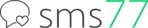 sms77 logo